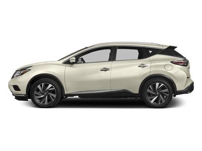 New 2017 Nissan Murano Platinum