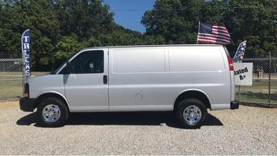 Used 2014 Chevrolet Express 2500 Cargo