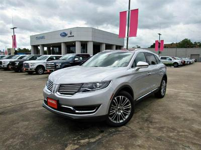 New 2016 Lincoln MKX Reserve