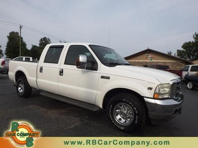 Used 2004 Ford F-250 XLT