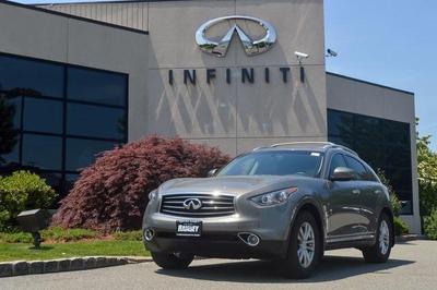 Certified 2014 INFINITI QX70 Base