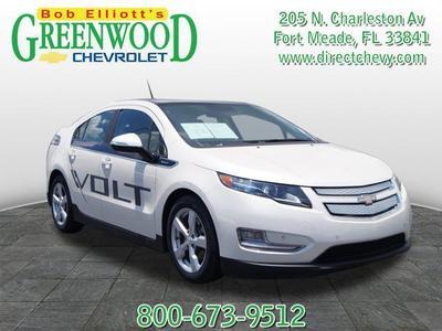 Certified 2012 Chevrolet Volt Base