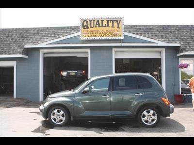 Used 2001 Chrysler PT Cruiser Base