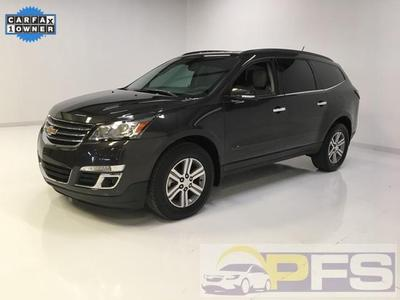 Used 2015 Chevrolet Traverse 2LT