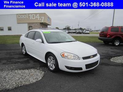Used 2011 Chevrolet Impala LT