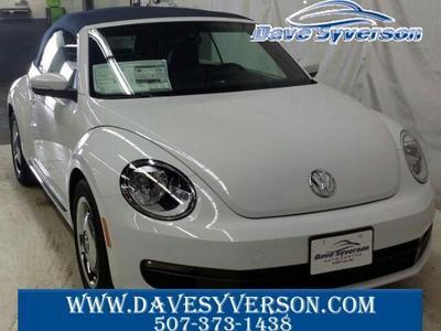 New 2016 Volkswagen Beetle 1.8T Denim