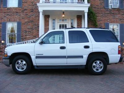 Used 2003 Chevrolet Tahoe LT