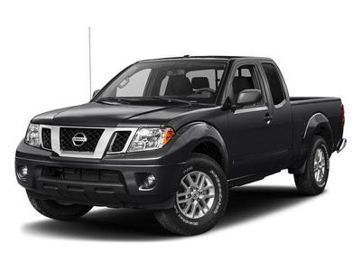 New 2017 Nissan Frontier SV-I4