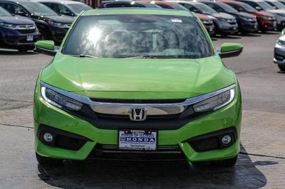New 2017 Honda Civic Touring