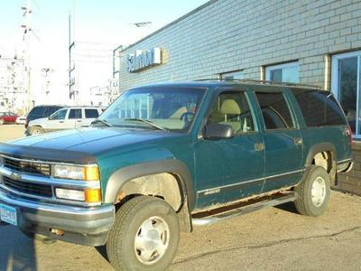 Used 1998 Chevrolet Suburban K1500