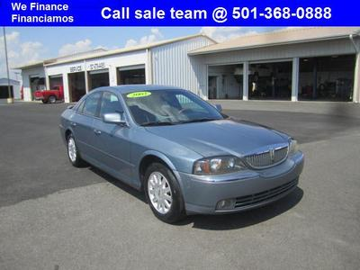 Used 2003 Lincoln LS BASE