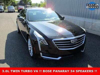 Used 2016 Cadillac CT6 3.0L Twin Turbo Premium Luxury