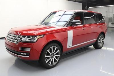 Used 2014 Land Rover Range Rover 5.0L Supercharged Autobiography