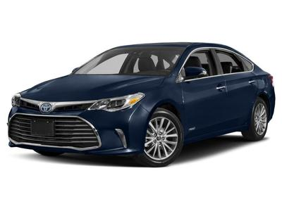 New 2017 Toyota Avalon Hybrid Limited