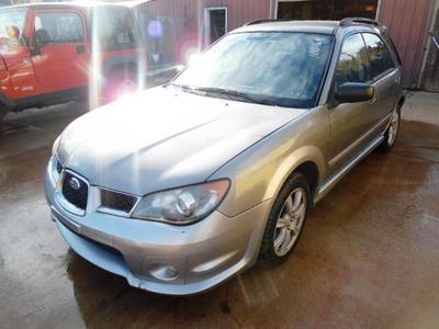 Used 2006 Subaru Impreza Outback Sport Wagon