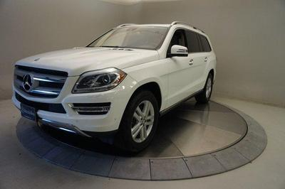 Certified 2014 Mercedes-Benz GL 450 4MATIC