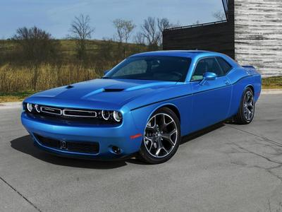 Used 2016 Dodge Challenger R/T