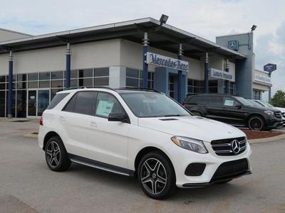 New 2018 Mercedes-Benz GLE 350 Base