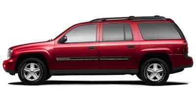 Used 2002 Chevrolet TrailBlazer EXT LT