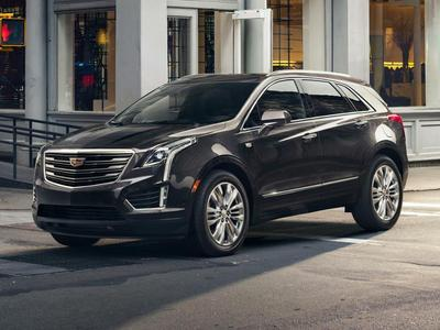New 2017 Cadillac XT5 Base