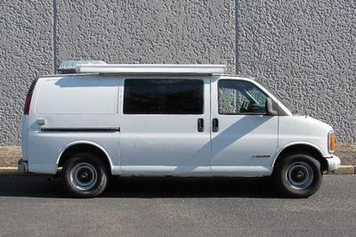 Used 1997 Chevrolet Express 3500 Cargo