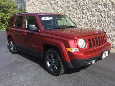 Used 2015 Jeep Patriot Latitude