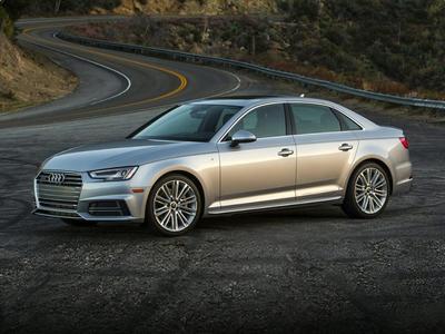 New 2018 Audi A4 2.0T Premium quattro