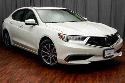 New 2018 Acura TLX Base
