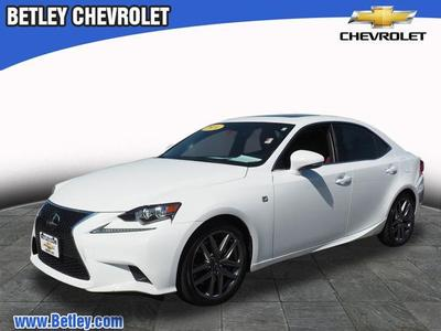 Used 2014 Lexus IS 350 Base