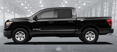 New 2017 Nissan Titan S