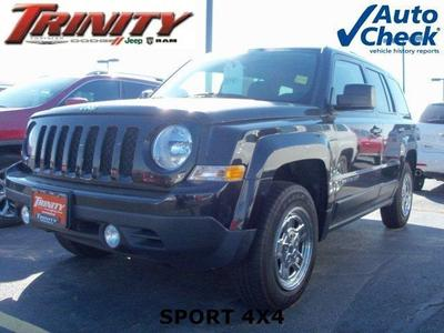 Certified 2014 Jeep Patriot Sport