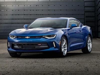 New 2017 Chevrolet Camaro 1LS
