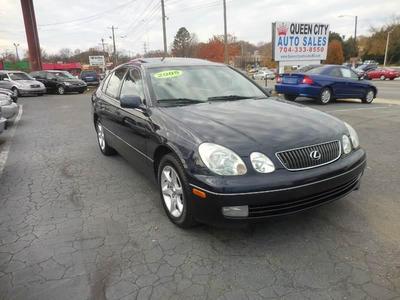 Used 2005 Lexus GS 300