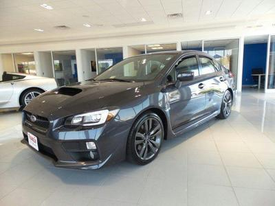 Used 2016 Subaru WRX Limited