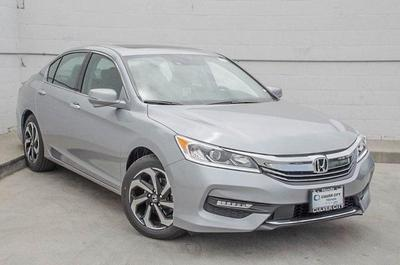 New 2017 Honda Accord EX-L