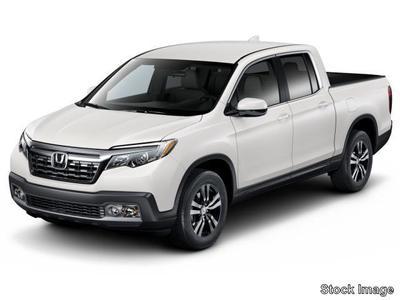 New 2018 Honda Ridgeline RTL