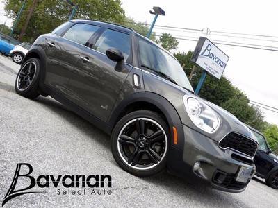 Used 2012 MINI Cooper S Countryman Base
