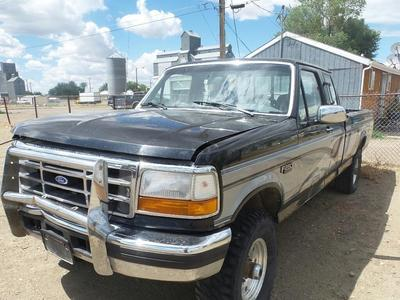 Used 1995 Ford F-250 XL