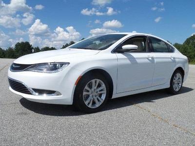 New 2016 Chrysler 200 Limited