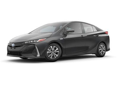 New 2017 Toyota Prius Prime Plus