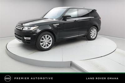 New 2017 Land Rover Range Rover Sport 3.0L Turbocharged Diesel HSE Td6