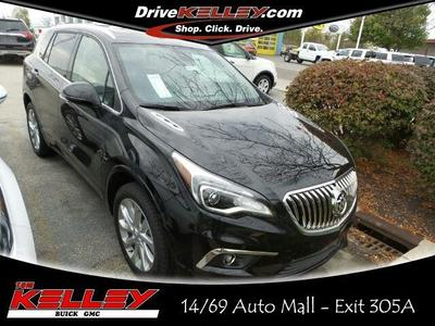 2017 Buick Envision AWD 1SN