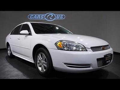 Used 2012 Chevrolet Impala LS Fleet