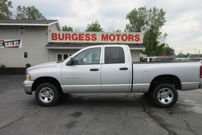 Used 2005 Dodge Ram 1500 SLT/Laramie Quad Cab