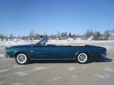 Used 1963 Chrysler 300 PACESETTER EDITION