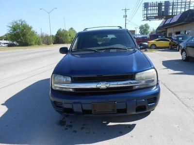 Used 2003 Chevrolet TrailBlazer