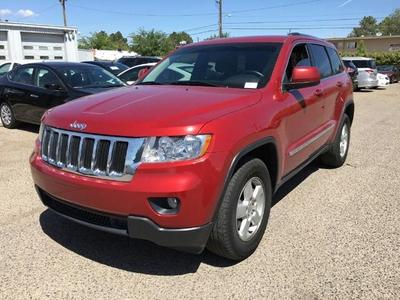 Used 2011 Jeep Grand Cherokee Laredo