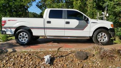 Used 2010 Ford F-150 XLT SuperCrew