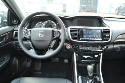 New 2017 Honda Accord Touring
