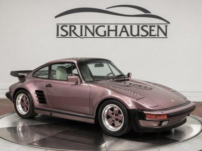 Used 1988 Porsche 911 Turbo